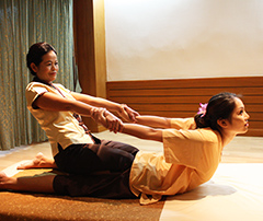 Thai Body Massage